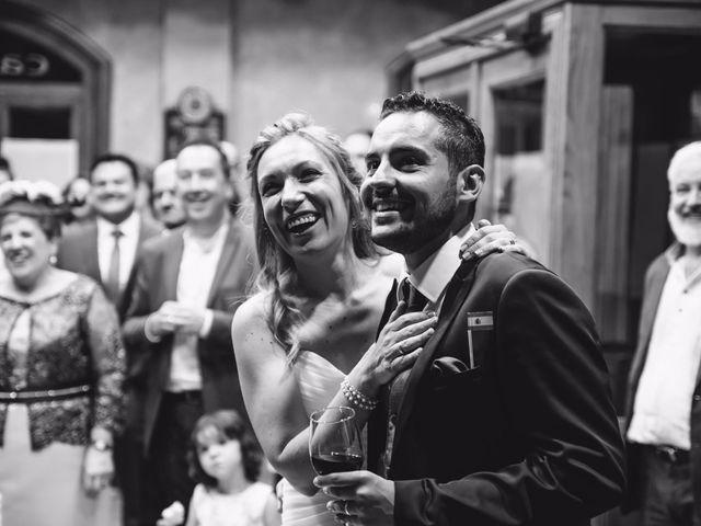 La boda de Rodrigo y Pili en Gormaz, Soria 92