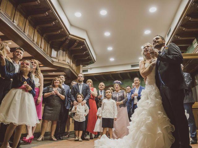 La boda de Rodrigo y Pili en Gormaz, Soria 93