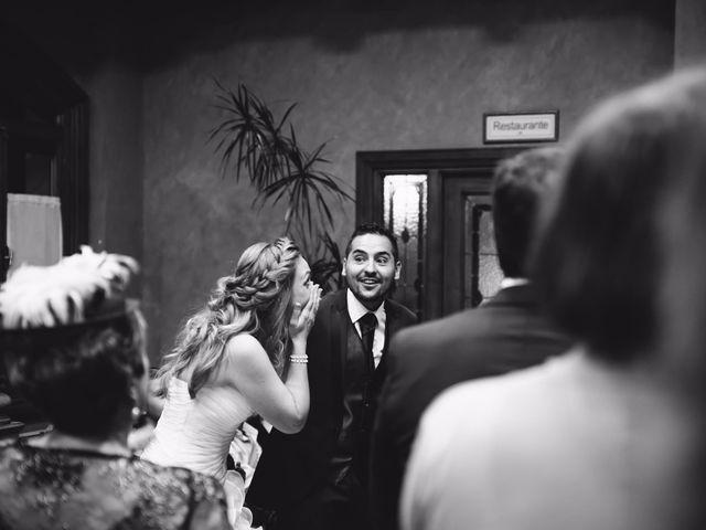 La boda de Rodrigo y Pili en Gormaz, Soria 97