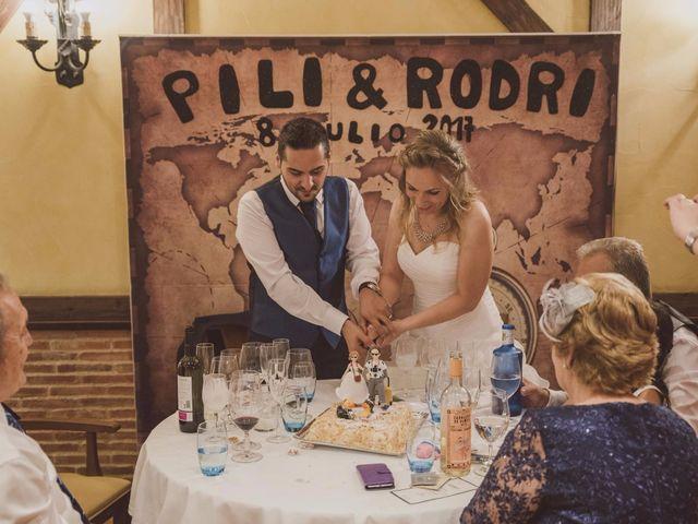 La boda de Rodrigo y Pili en Gormaz, Soria 100