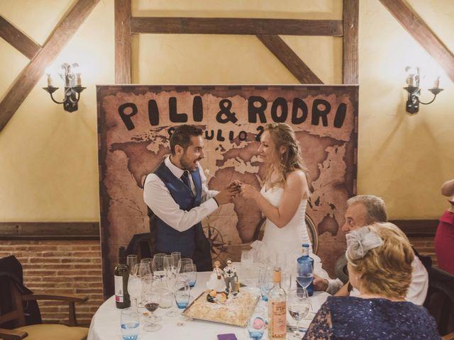 La boda de Rodrigo y Pili en Gormaz, Soria 101