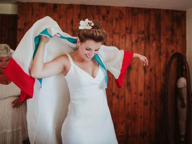 La boda de David y Nieves en Rascafria, Madrid 4