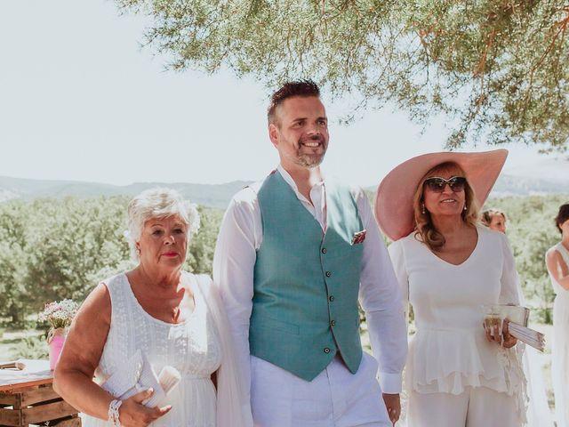 La boda de David y Nieves en Rascafria, Madrid 8