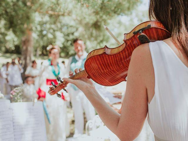 La boda de David y Nieves en Rascafria, Madrid 11
