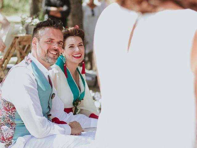 La boda de David y Nieves en Rascafria, Madrid 13