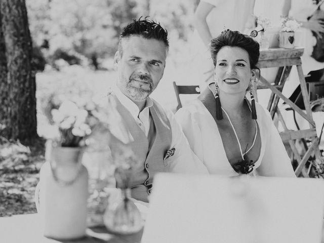 La boda de David y Nieves en Rascafria, Madrid 14