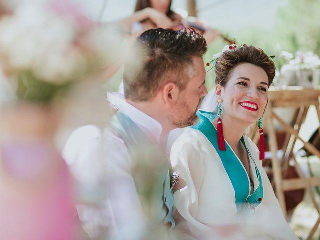 La boda de David y Nieves en Rascafria, Madrid 16