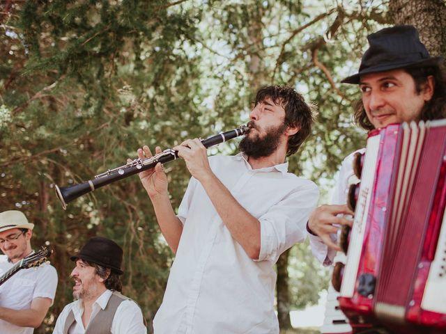 La boda de David y Nieves en Rascafria, Madrid 23