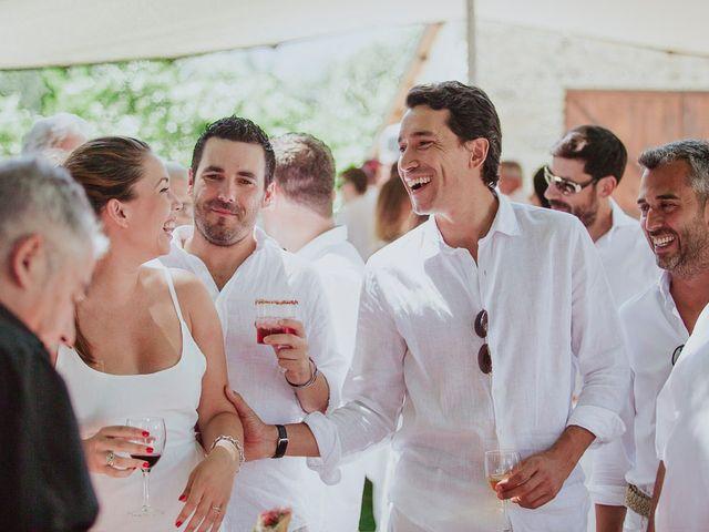 La boda de David y Nieves en Rascafria, Madrid 27