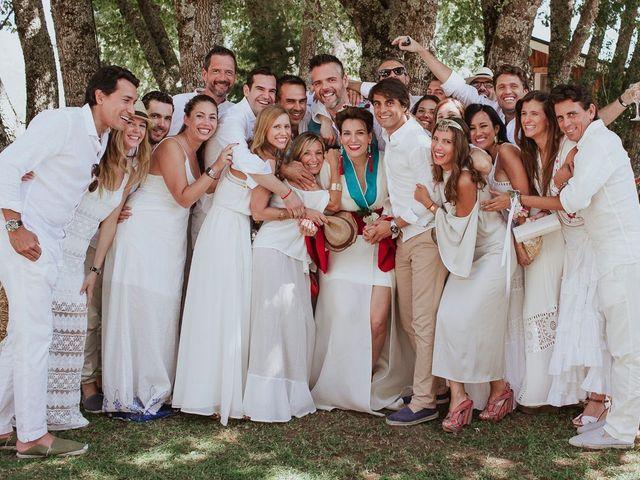 La boda de David y Nieves en Rascafria, Madrid 28