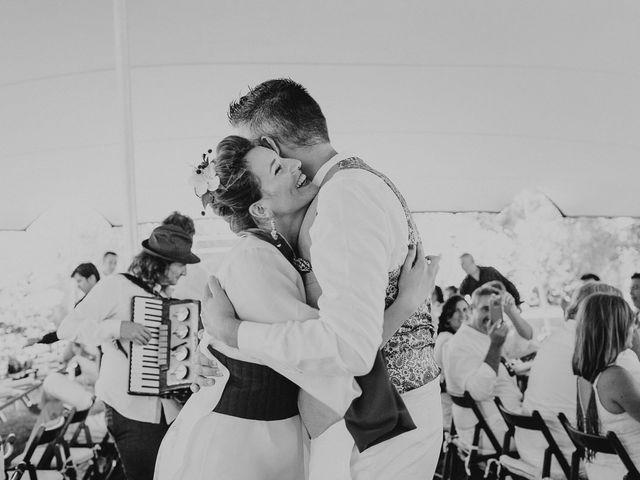 La boda de David y Nieves en Rascafria, Madrid 31