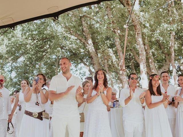La boda de David y Nieves en Rascafria, Madrid 38