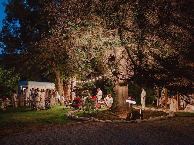 La boda de David y Nieves en Rascafria, Madrid 40