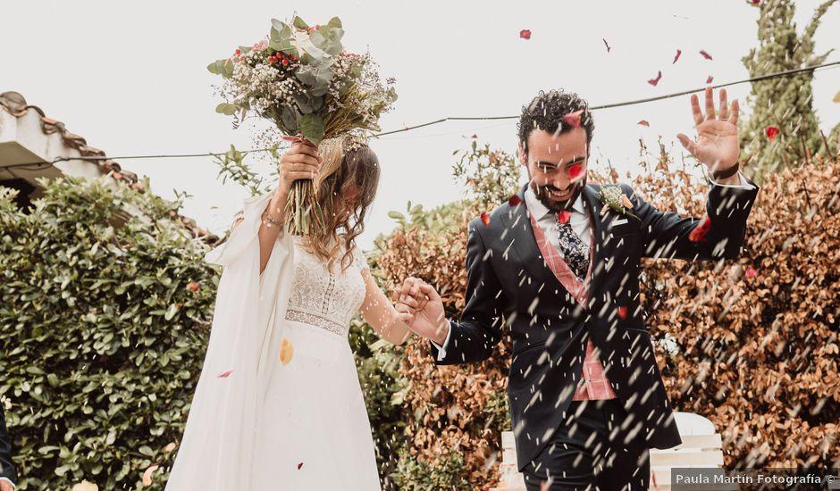 La boda de Javier y Raquel en Illescas, Toledo