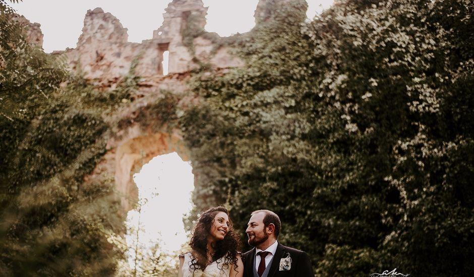La boda de Alejandro y Laura en Santa Maria Del Paramo, León