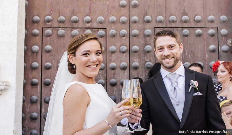 La boda de Jacobo y Patricia en Chiclana De La Frontera, Cádiz