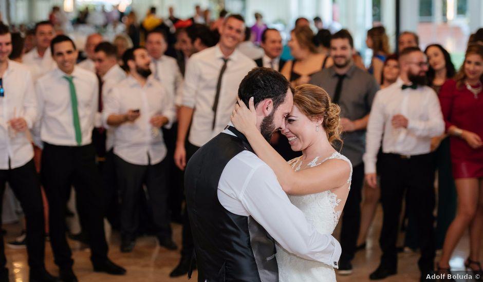 La boda de Isaac y Moni en Gandia, Valencia