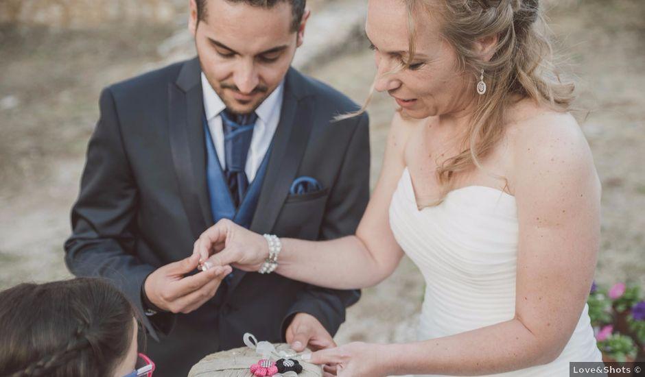 La boda de Rodrigo y Pili en Gormaz, Soria