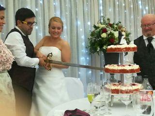 La boda de Raquel y Hugo 3