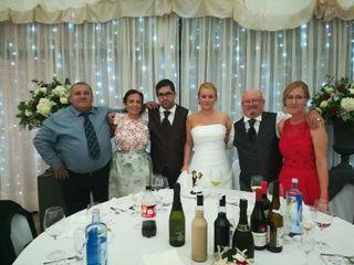 La boda de Raquel y Hugo