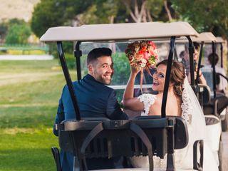La boda de Elena y Edgar