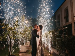 La boda de Laura y Oscar
