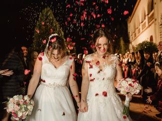 La boda de Anabel y Olga