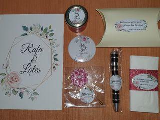 La boda de Loles y Rafa 2