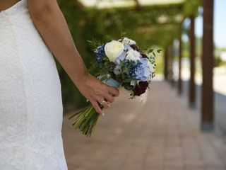 La boda de Andrés y Desi 1