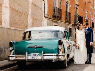 La boda de Jose y Lucía