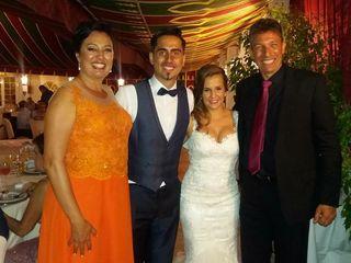 La boda de Ángela  y Domini  3