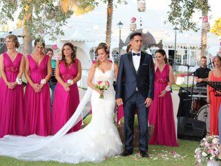 La boda de Ángela  y Domini