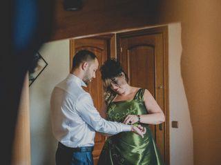 La boda de Samantha y David 2