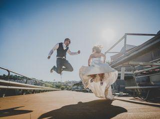 La boda de Samantha y David