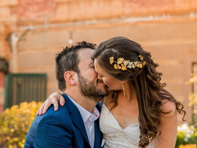 La boda de Pablo y Mar en Molina De Segura, Murcia 23