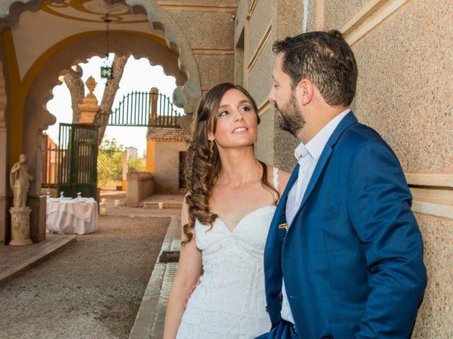 La boda de Pablo y Mar en Molina De Segura, Murcia 25