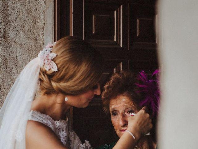 La boda de David y Almudena en Burguillos Del Cerro, Badajoz 1