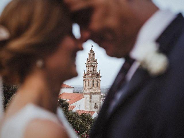 La boda de David y Almudena en Burguillos Del Cerro, Badajoz 3