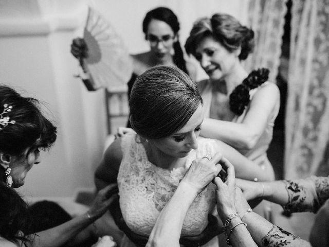 La boda de David y Almudena en Burguillos Del Cerro, Badajoz 5