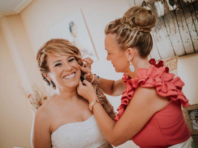 La boda de Alberto y Leire en Jumilla, Murcia 21
