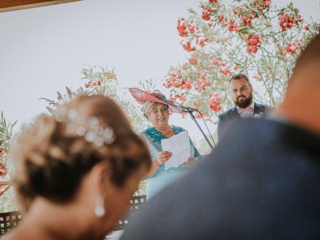La boda de Alberto y Leire en Jumilla, Murcia 43