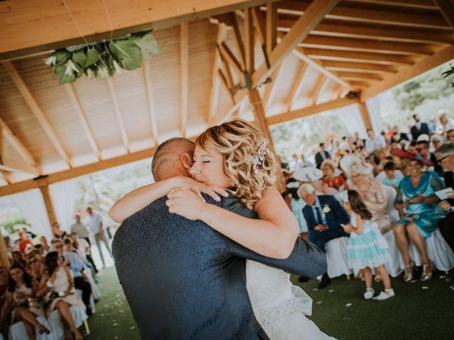 La boda de Leire y Alberto