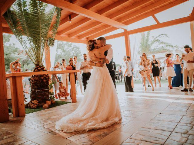 La boda de Alberto y Leire en Jumilla, Murcia 68