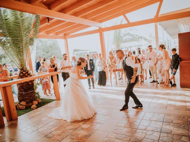La boda de Alberto y Leire en Jumilla, Murcia 69