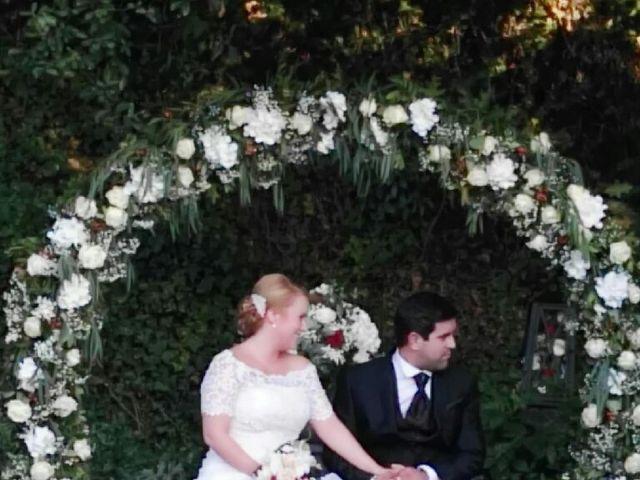 La boda de Hugo y Raquel en Bueu (Casco Urbano), Pontevedra 1