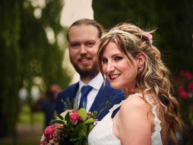 La boda de Elena y José Ignacio