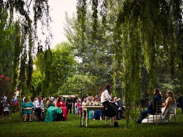 La boda de José Ignacio y Elena en Alfajarin, Zaragoza 28