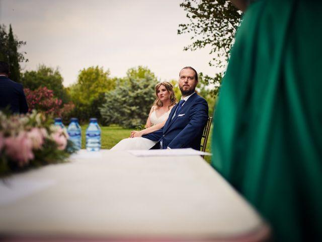 La boda de José Ignacio y Elena en Alfajarin, Zaragoza 29