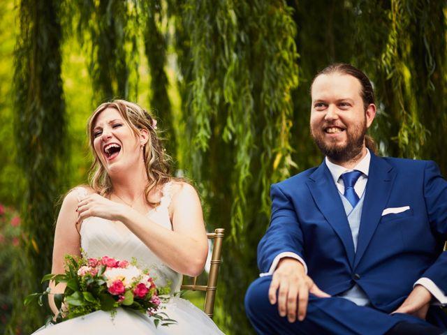 La boda de José Ignacio y Elena en Alfajarin, Zaragoza 30