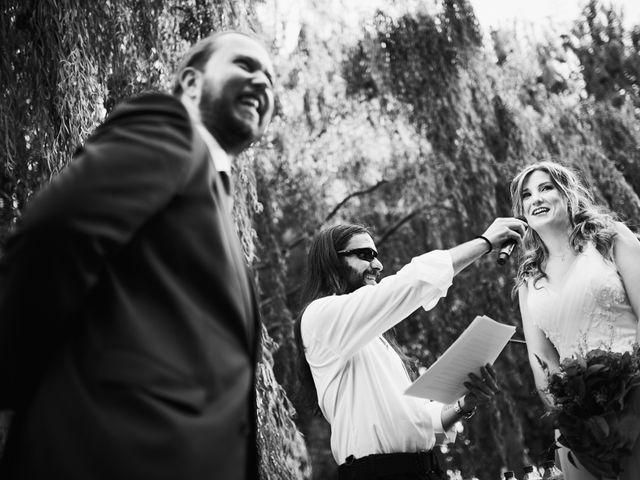 La boda de José Ignacio y Elena en Alfajarin, Zaragoza 32